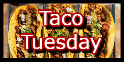 kc specials categories Taco Tuesday