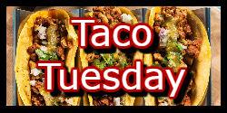 kc specials categories Taco Tuesday