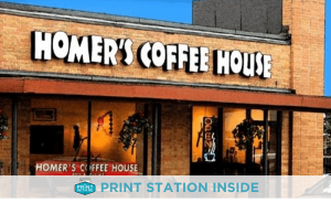 Homers Coffee House Overland Park