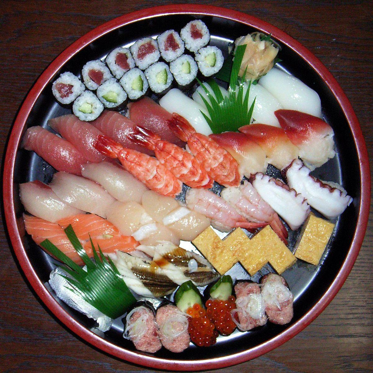 Best Sushi in Shawnee in 2021